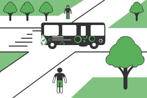 оклейка автобусов в Саранске